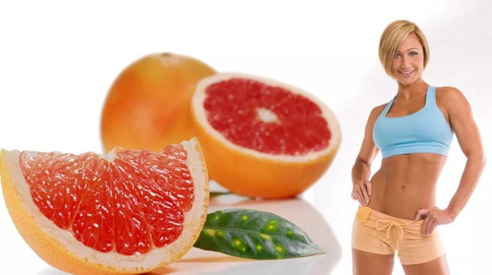 Можно похудеть на грейпфрутах