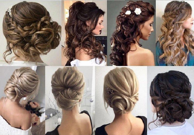 Как выбрать прическу на длинные волосы на выпускной 2020