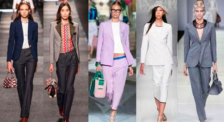 модные пиджаки и жакеты весна 2017