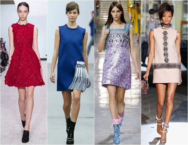 модные платья весна 2017 3