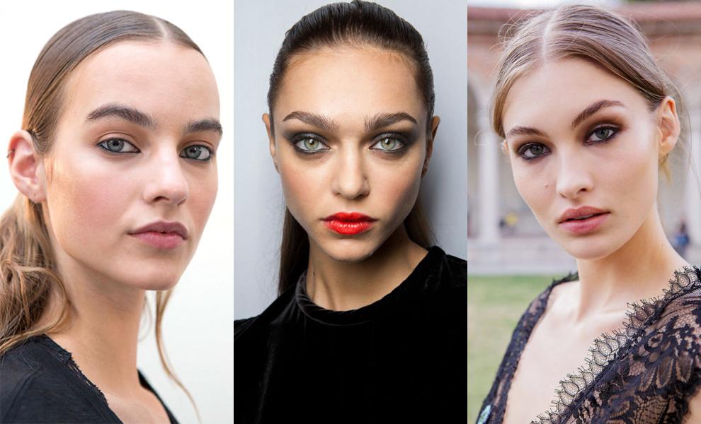 красивый и модный макияж на выпускной 2017, фото 1