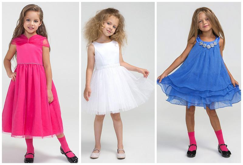 платья на выпускной 4 класс 3