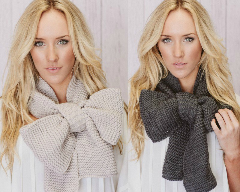 модные шарфы, фото 1