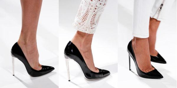 классические туфли и ботильоны на высоком каблуке 1