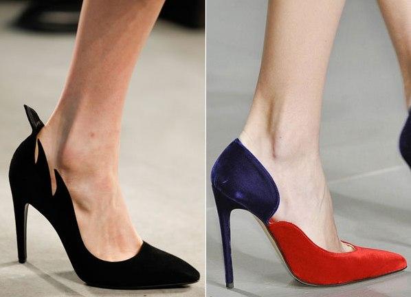 классические туфли и ботильоны на высоком каблуке 2