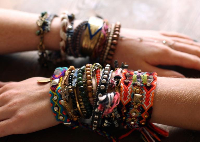 Что такое бохо браслеты своими руками