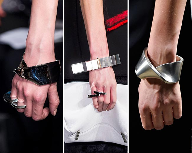 браслеты в стиле минимализм 1