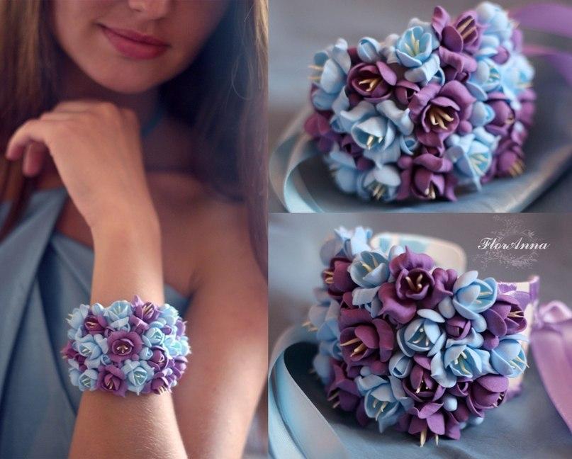искусственные цветы 1