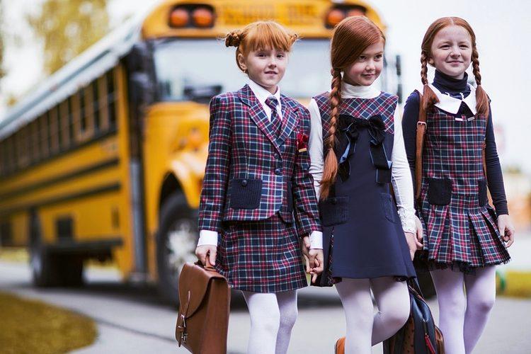 детская мода для школьников (школы) весна-лето 2017 1
