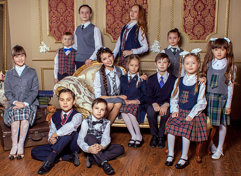 детская мода для школьников (школы) весна-лето 2017 2