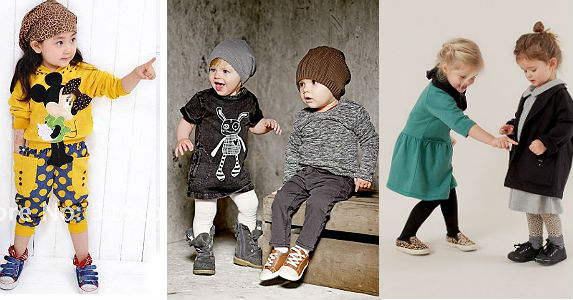 детская мода для самых маленьких (грудничков)