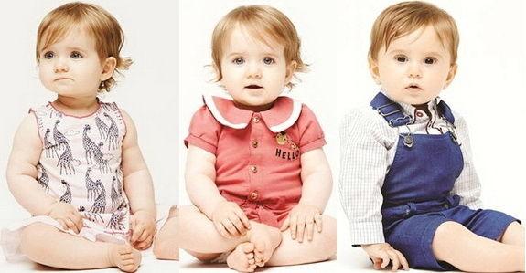 детская мода для самых маленьких (грудничков), новинки на фото 3