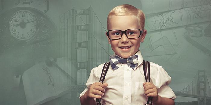 детские прически (стрижки) для мальчиков 2