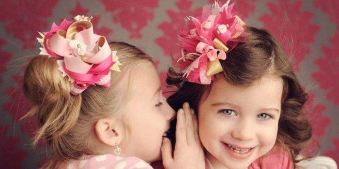 детские прически на длинные волосы весна-лето 2017 для девочек 2
