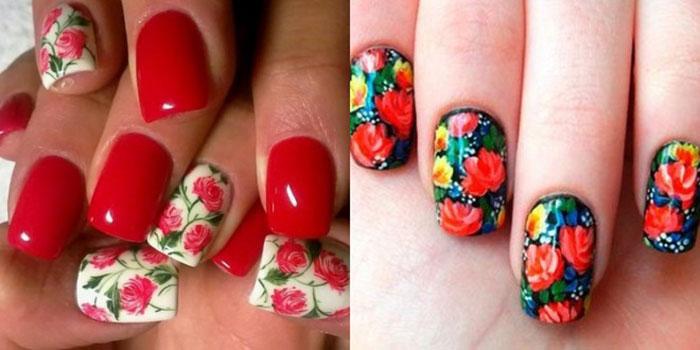 модный цвет ногтей: новинки и идеи дизайна на фото 1