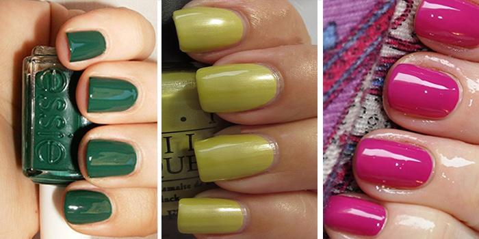 модный цвет ногтей: новинки и идеи дизайна на фото 3