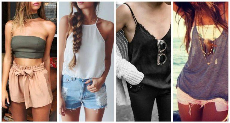 Топы модные