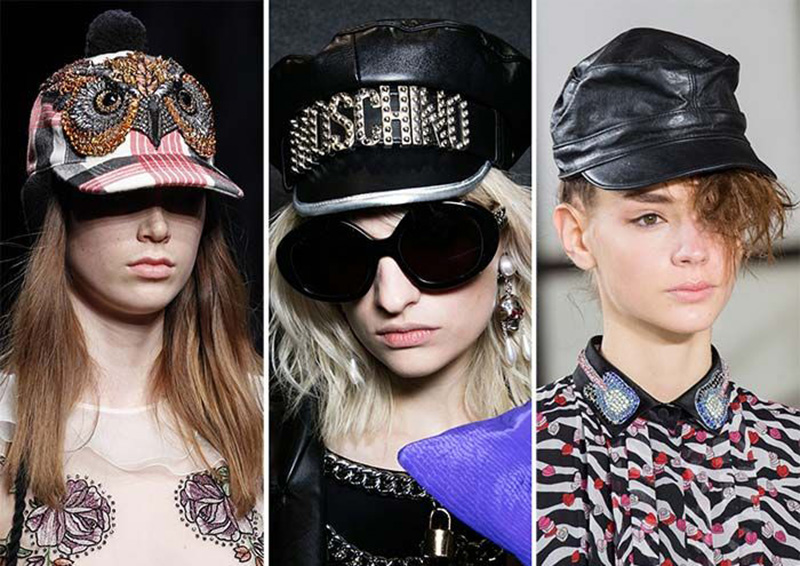 модные кепки весна-лето 2017 3