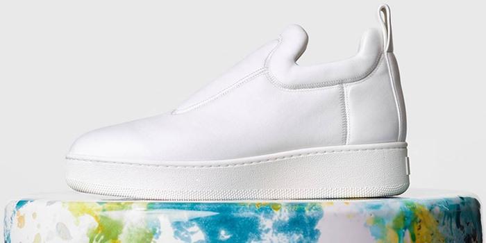 белые кеды и кроссовки 2