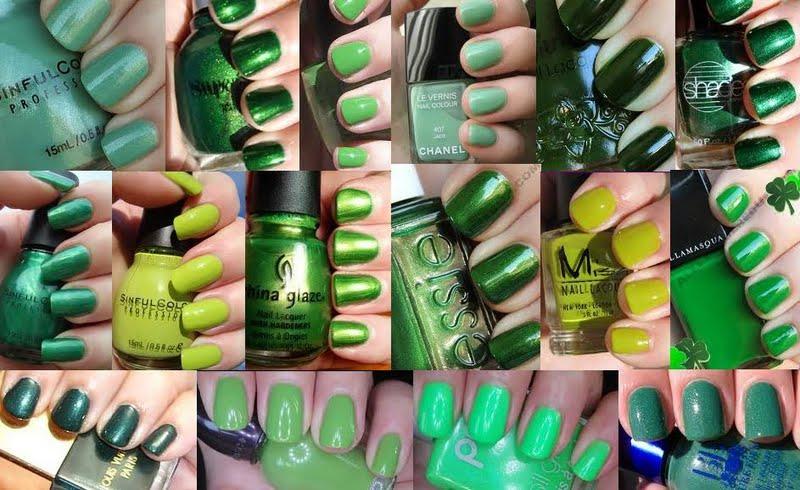модные цвета и оттенки лаков для ногтей сезона весна-лета 2017, фото 1