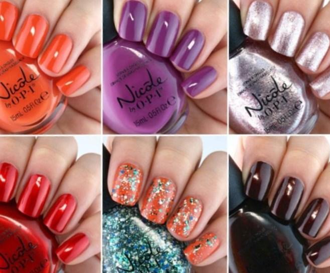 модные цвета и оттенки лаков для ногтей сезона весна-лета 2017, фото 6