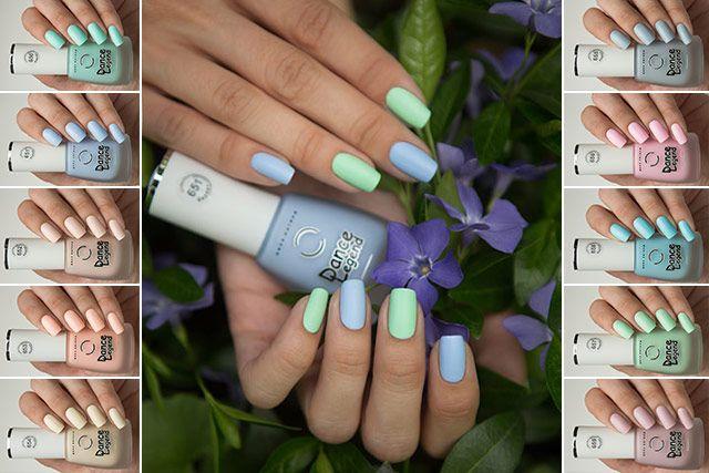 модный дизайн ногтей весна-лето 2017 1