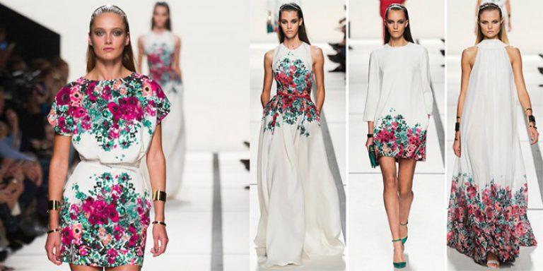 Летние стильные платья 2016 новинки