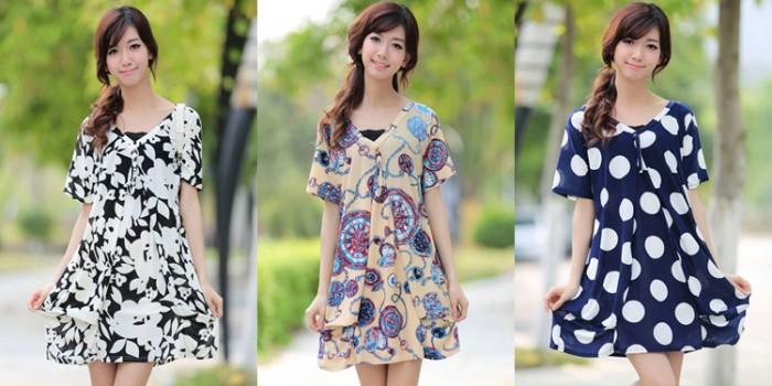 красивые и модные летние платья 2017, фото 5