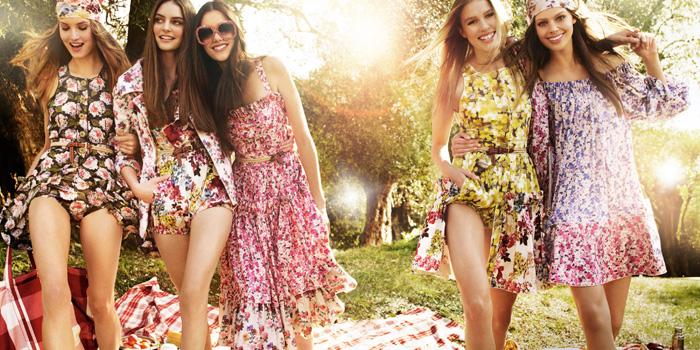 красивые и модные летние платья 2017, фото 6