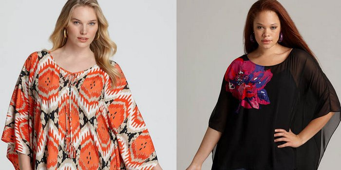 туники, футболки, блузки и майки для полных девушек и женщин 3