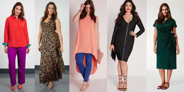 Модная Одежда Для Полных Женщин Осень 2017
