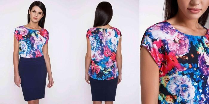 туники, блузы, футболки и рубашки 3