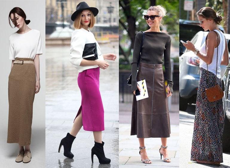 красивые и модные юбки весна-лето 2017, фото 1