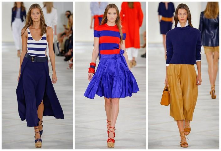 красивые и модные юбки весна-лето 2017, фото 4