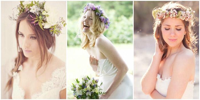 свадебные прически с косами или на основе плетений