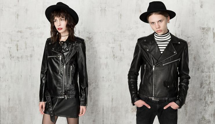 кожаные куртки 2