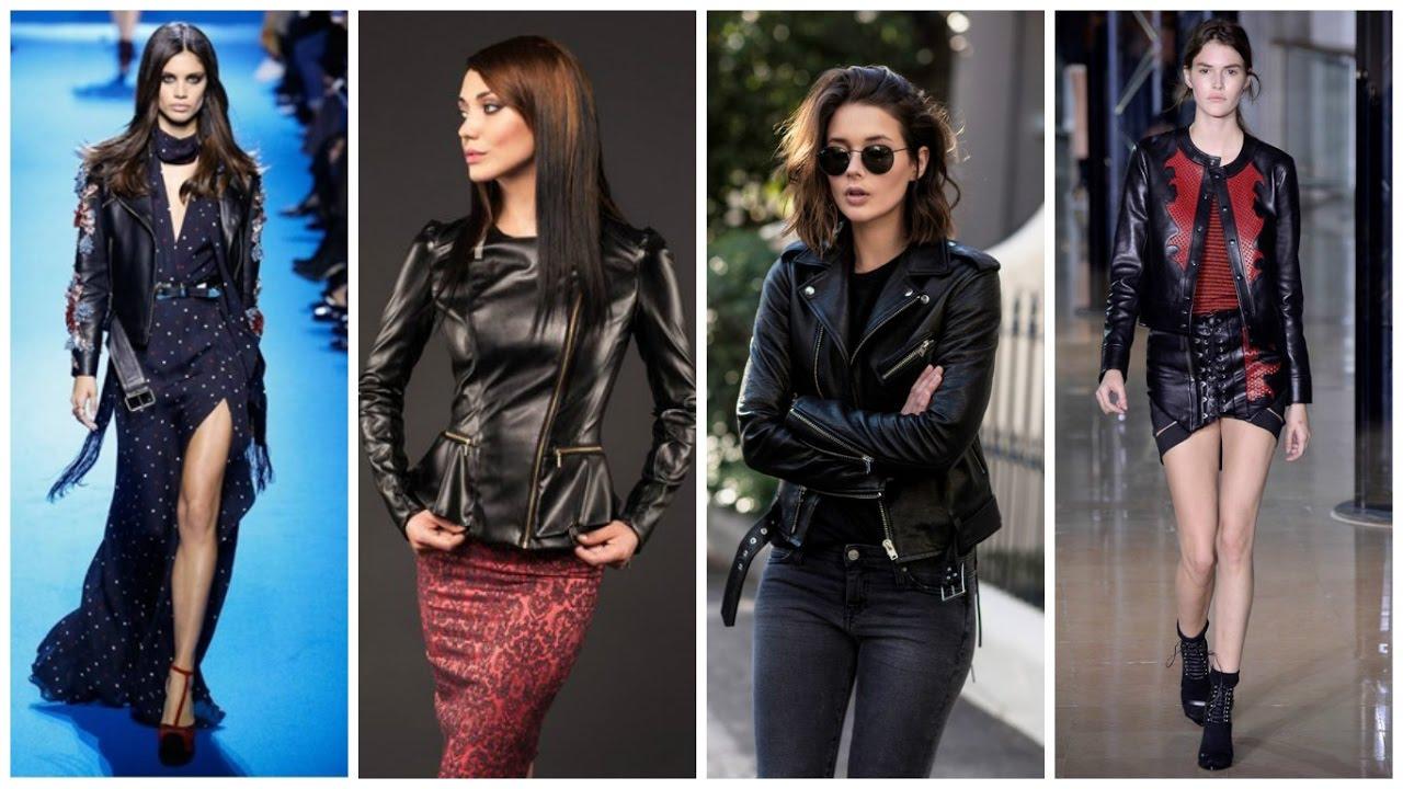 самые модные куртки весна-лето 2017, женские модели на фото 4