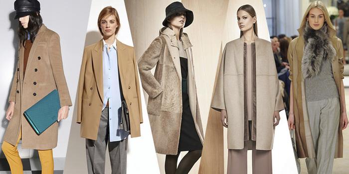 красивые и стильные пальто весна 2017, модные тенденции и тренды