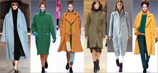 модные пальто весна 2017, красивые модели на фото 3