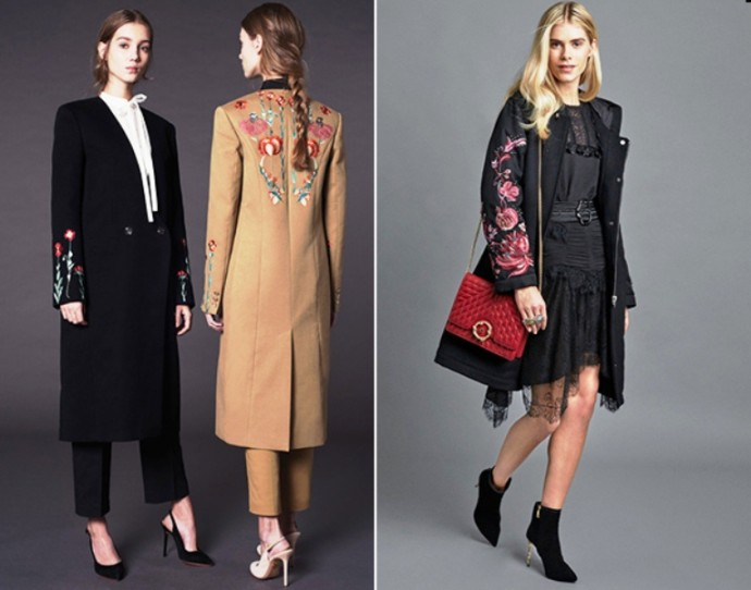 Самые модные пальто 2017