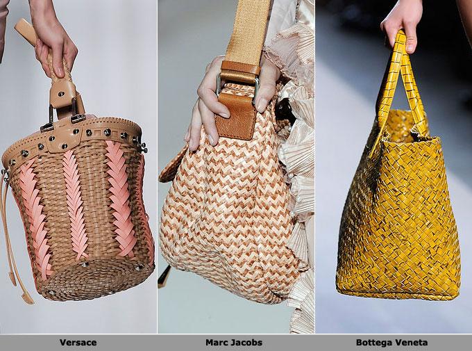 плетеные сумки на лето 3