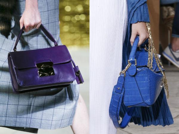 красивые и модные сумки весна-лето 2017, фото новинки 1