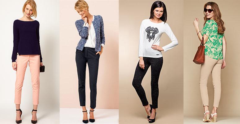 укороченные брюки 2