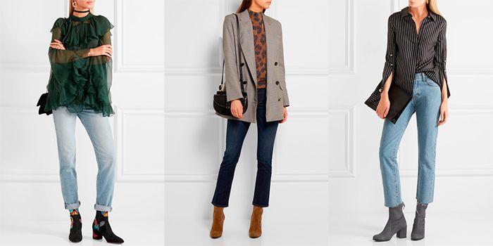 классические джинсы (прямые)