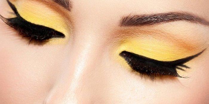 макияж глаз новинки на фото 5