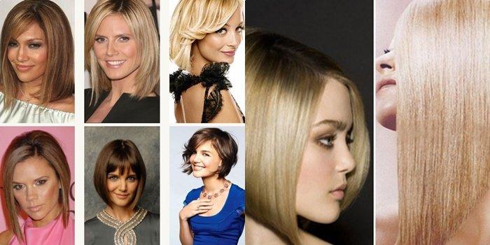 модные стрижки на средние волосы весна-лето 2017, самые красивые и лучшие варианты на фото 3