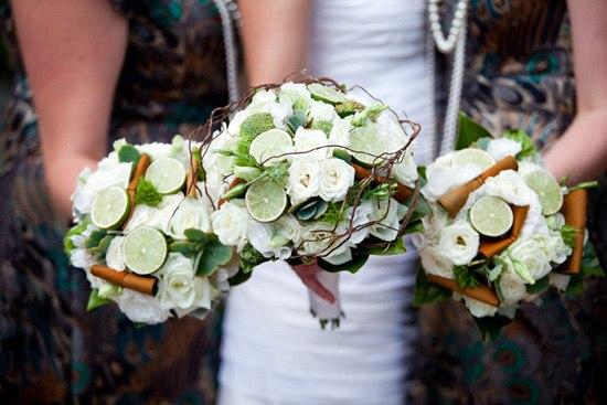 красивые и модные свадебные букеты весна-лето 2017, фото 2