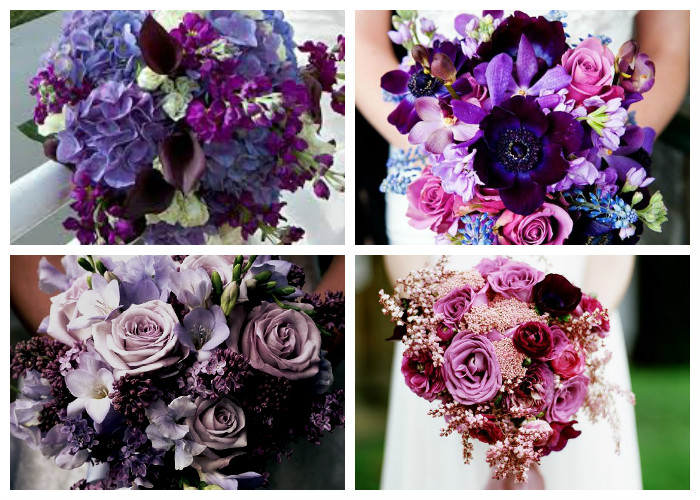 красивые и модные свадебные букеты весна-лето 2017, фото 9