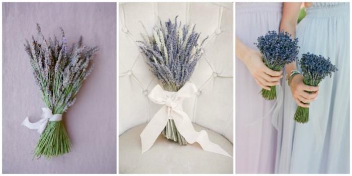 свадебный букет из полевых цветов 5