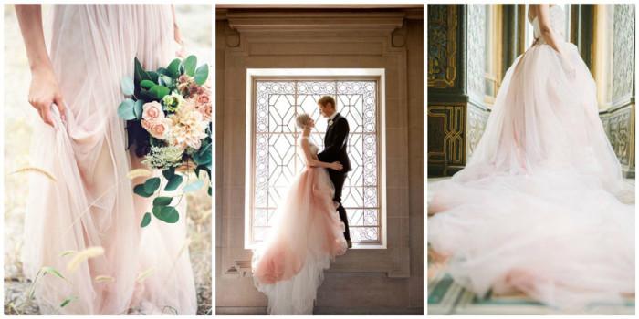 свадебное платье принцесса 4